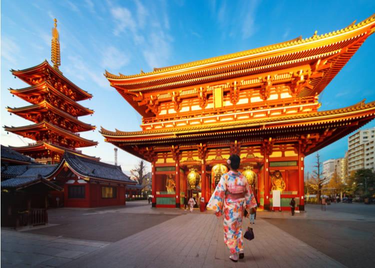 Asakusa: Tokyo's Cultural Center