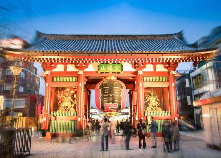 Things to Do in Asakusa