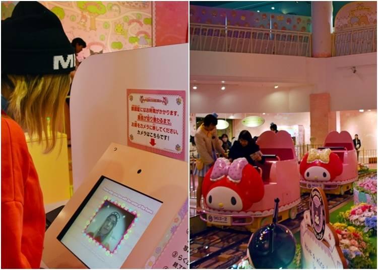 #5: -My Melody & Kuromi- Mymeroad Drive (ride)