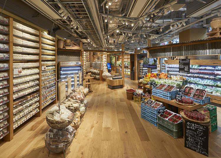 ■蔬果市集、麵包坊、特調茶工房新登場