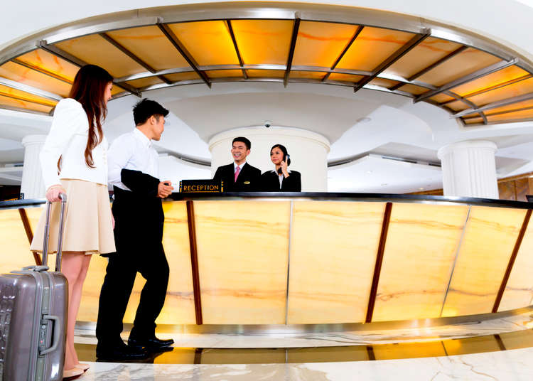 Complete Japanese Phrase List: 25 Phrases to Make Your Hotel/Ryokan Experience Easier!