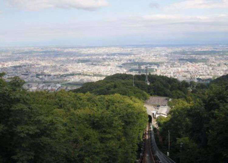 Check Out Incredible Night Views - Sapporo's Best 3 Spots!
