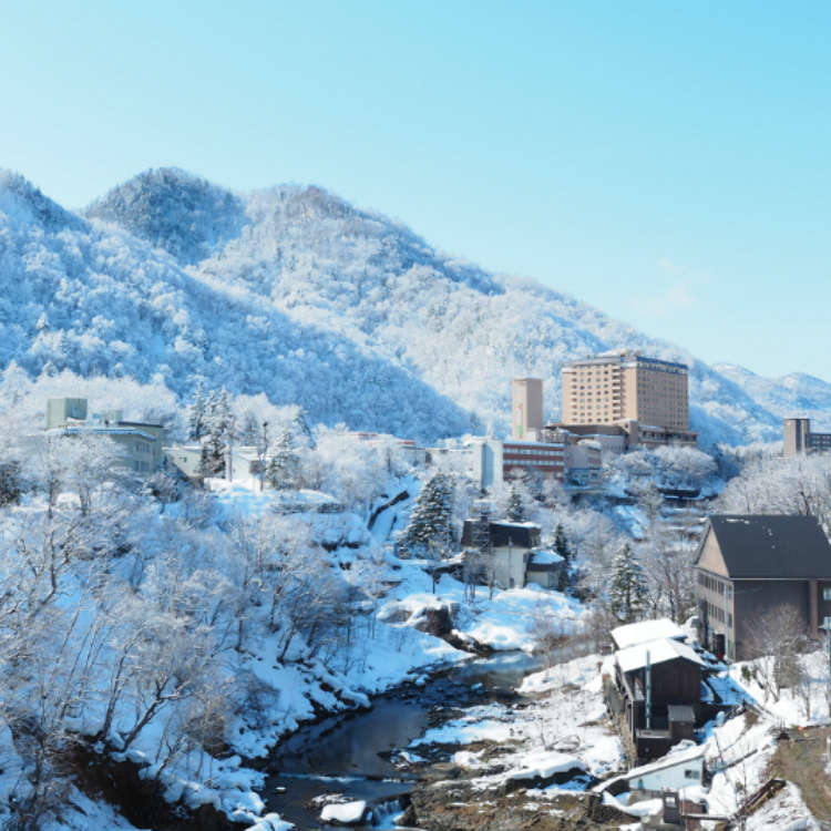 Only 50 minutes from Sapporo! Enjoy a day trip to the hot springs of Jozankei