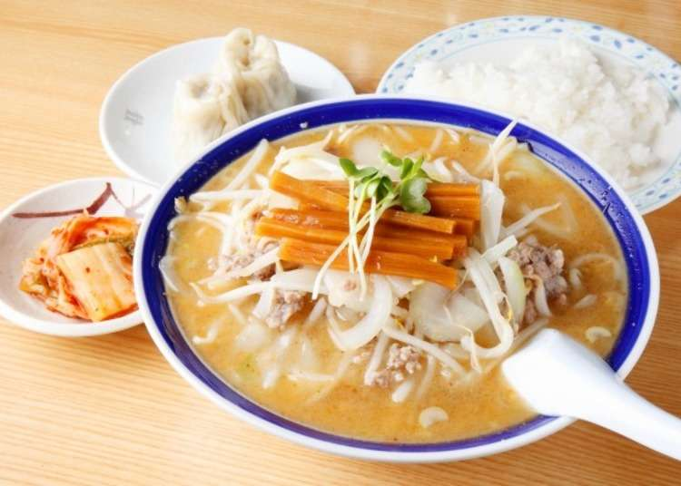 Looking for Sapporo Miso ramen? Search no further! Here are the 3 shops to visit