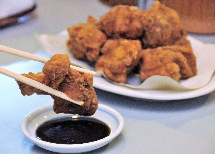 "Hokkaido's ""Soul Food"": Checking Out Zangi, Zantare and Karaage!"
