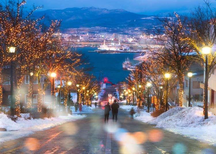 홋카이도 하코다테와 오오누마의 1박2일 코스의 포인트는 바로 이것!