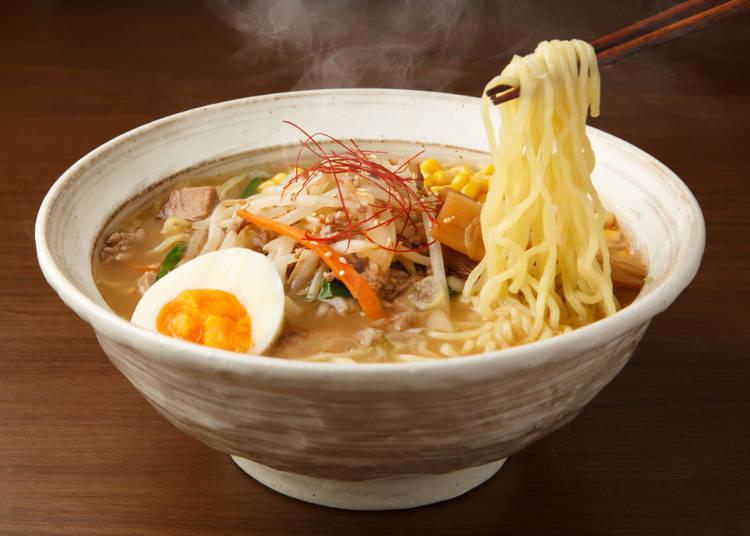 行程规划的小窍门3  吃遍北海道各地美食!
