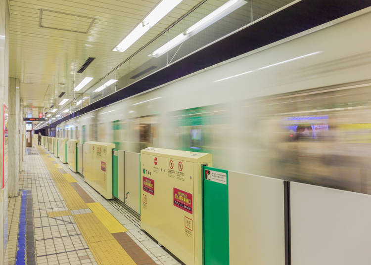 1. Sapporo's subways are convenient for sightseeing! Three things you should do beforehand