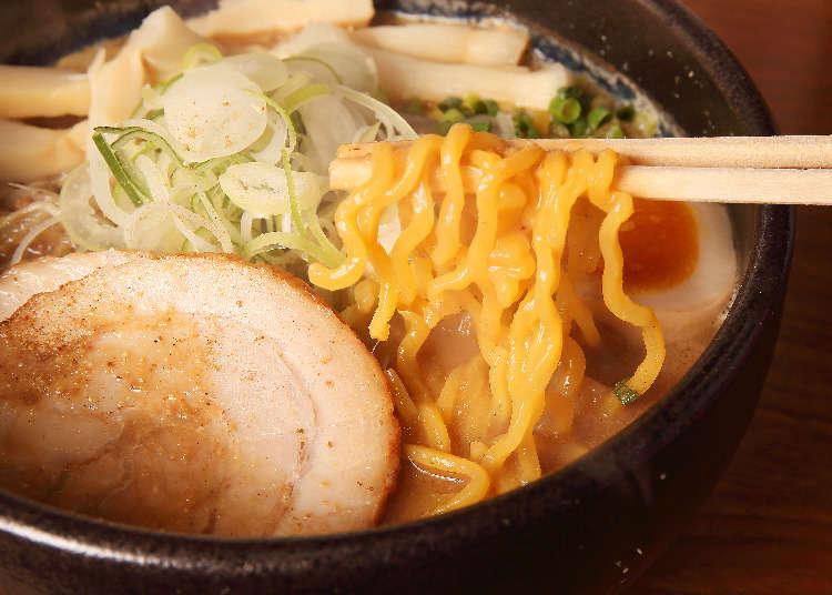 厳選!札幌・すすきので食べるなら!札幌ラーメンのおすすめはコレ!