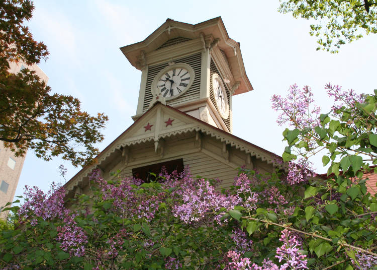 Sapporo Sightseeing Spot 1: Symbol of Sapporo! Sapporo Clock Tower that Chimes Every Hour