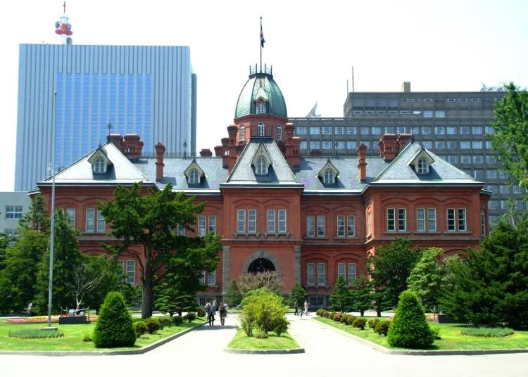 Sapporo Sightseeing Spot 2: