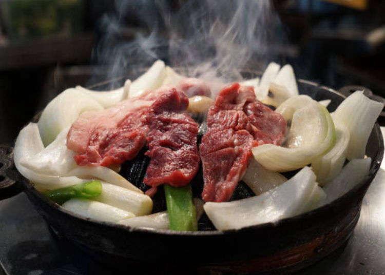 札幌にきたら並んでも食べたい!ジンギスカン5選