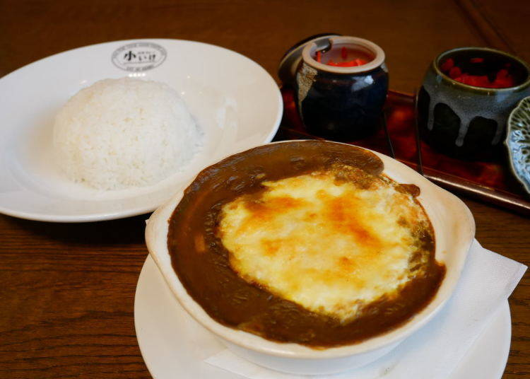Indo Curry Koike Main Shop – Hakodate's first curry shop