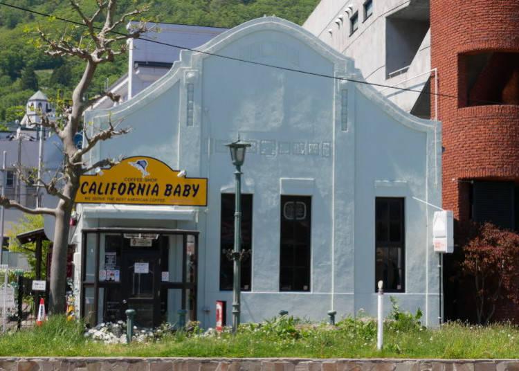 到「CALIFORNIA BABY(カリフォルニアベイビー)」品嚐「舊金山飯(Cisco Rice)」