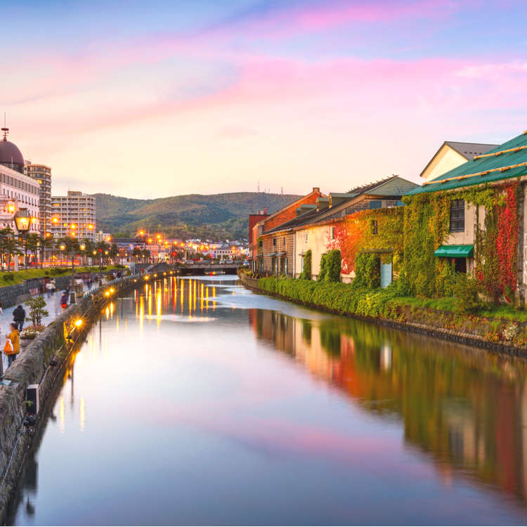 Top 5 Must-See Places in Otaru!