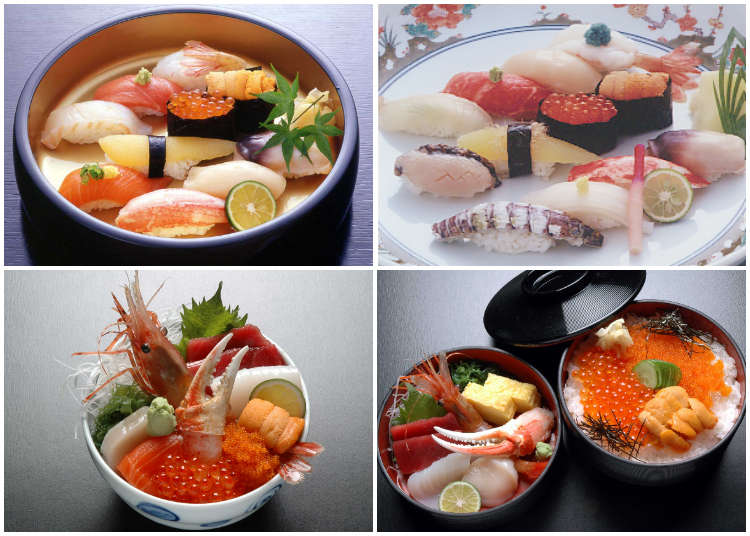 Experience seasonal dishes near Otaru Station and the canal! Plus 5 must-try places for sea urchin!