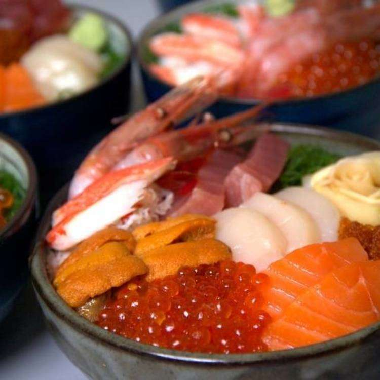 小樽に行ったら絶対食べたい!観光スポットの近くで味わう海鮮グルメ