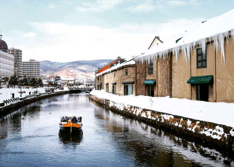 Local Writer's Recommendation! Otaru Day Trip by Train from Sapporo
