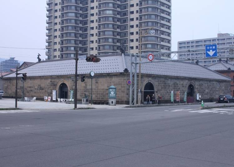 2. Check Out the Canal Plaza Tourist Information Center First!