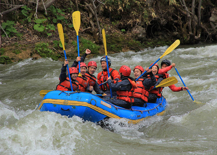 Enjoy a Wide Range of Summer Activities at NAC (Niseko Adventure Centre)
