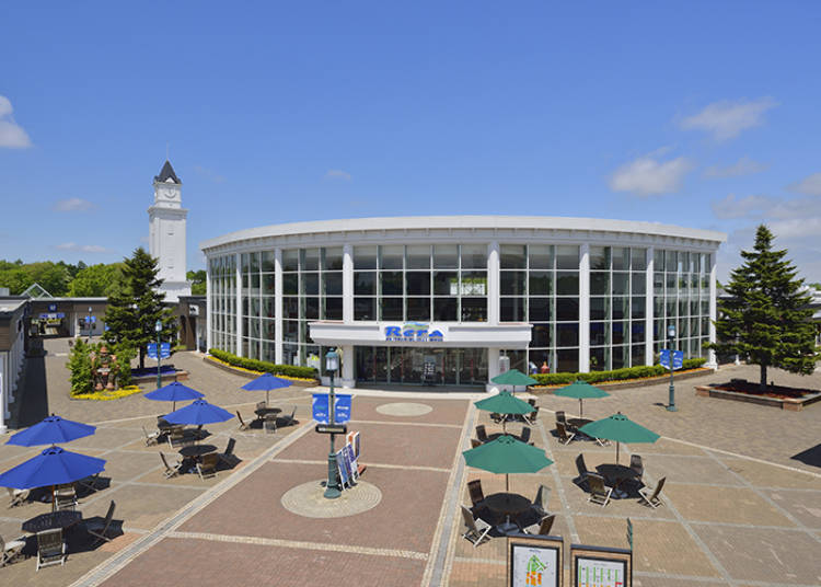 Chitose Outlet Mall Rera: Hokkaido's Largest Outlet Mall
