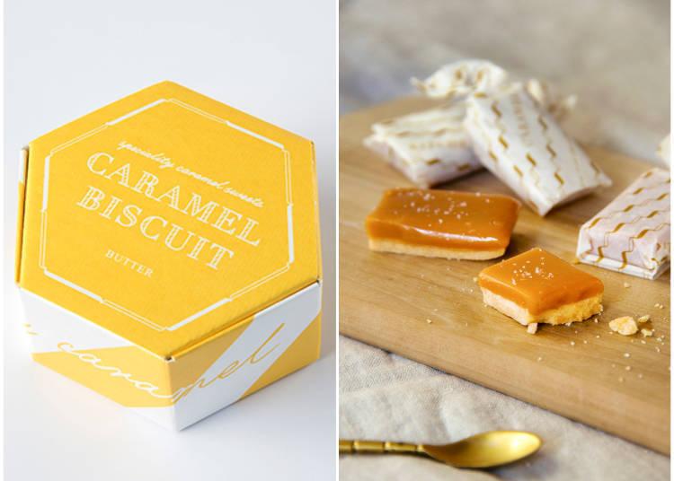 #3. Caramel Kitchen of the famed caramel confectionery Ezaki Glico