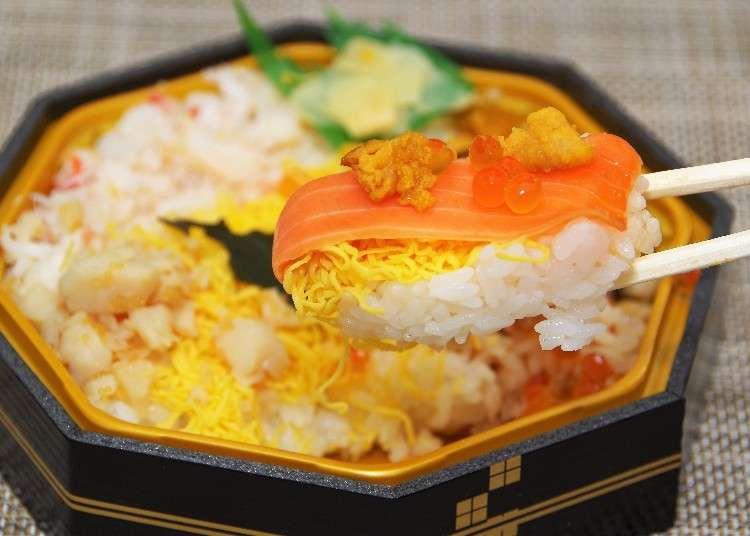 삿포로여행 - 삿포로역의 인기 도시락 베스트 10! 홋카이도에서는 승차 전 에키벤 도시락 구입이 철칙!