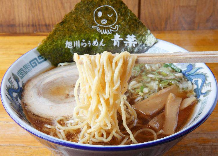 北海道ご当地ラーメン徹底解剖!食べる前に知っておきたい特徴