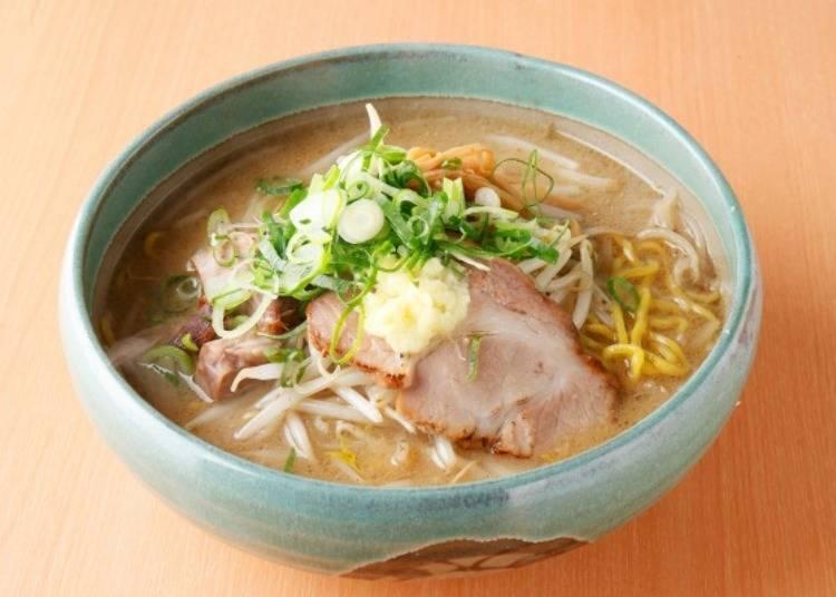 「札幌ラーメン」は味噌をはじめ醤油や塩など何でもあり