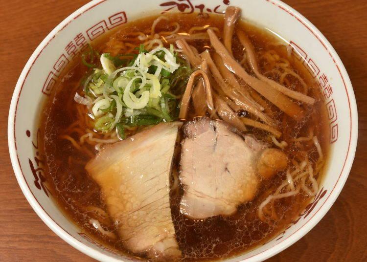 Kushiro cuisine No. 2: Kushiro Ramen