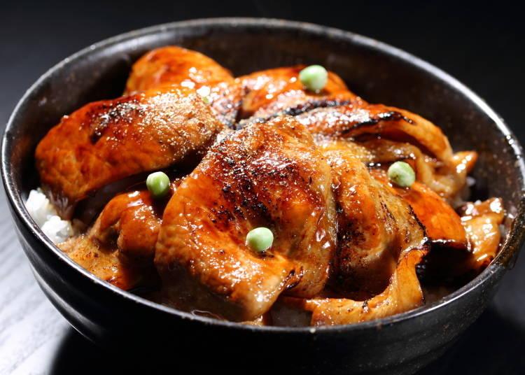 7. Local Hokkaido cuisine: Obihiro
