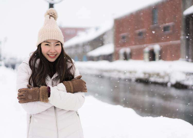 北海道旅遊出發前必讀!北海道天氣與穿搭【秋冬篇】