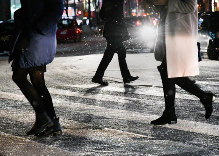 北海道の秋(9~11月)の平均気温・降水量