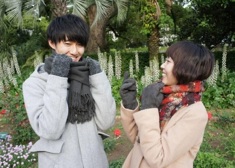 北海道の冬(12~2月)の服装・持ち物