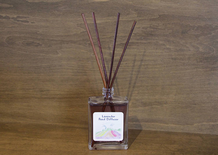 Popular Gifts at Farm Tomita #3. Lavender Reed Diffuser