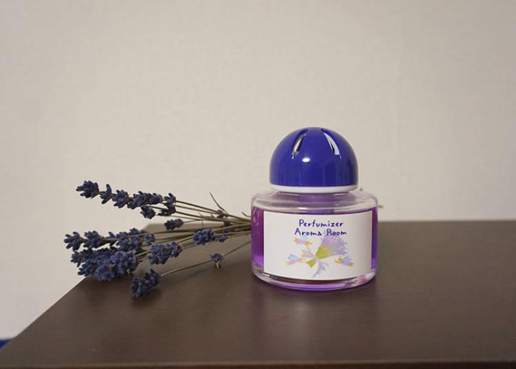Popular Gifts at Farm Tomita #4. Aroma Room