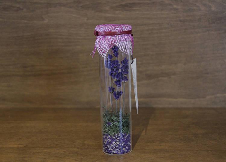 Popular Gifts at Farm Tomita #5. Mini Column Noushi Hayazaki