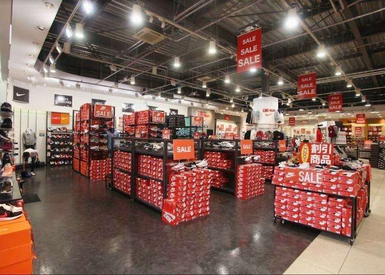 Sapporo Shopping: Mitsui Outlet Park Sapporo Kitahiroshima and Chitose Outlet Mall Rera - Popular Hokkaido Outlets!