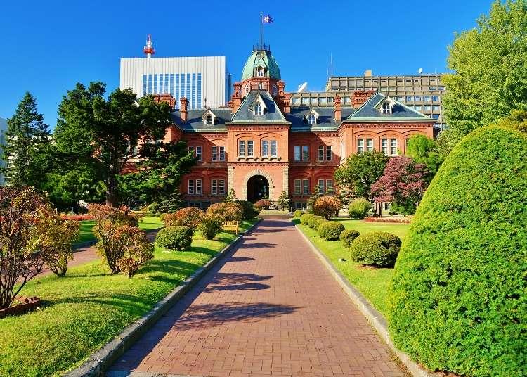 Get to know Hokkaido! Checking out Hokkaido's Main Areas and Routes