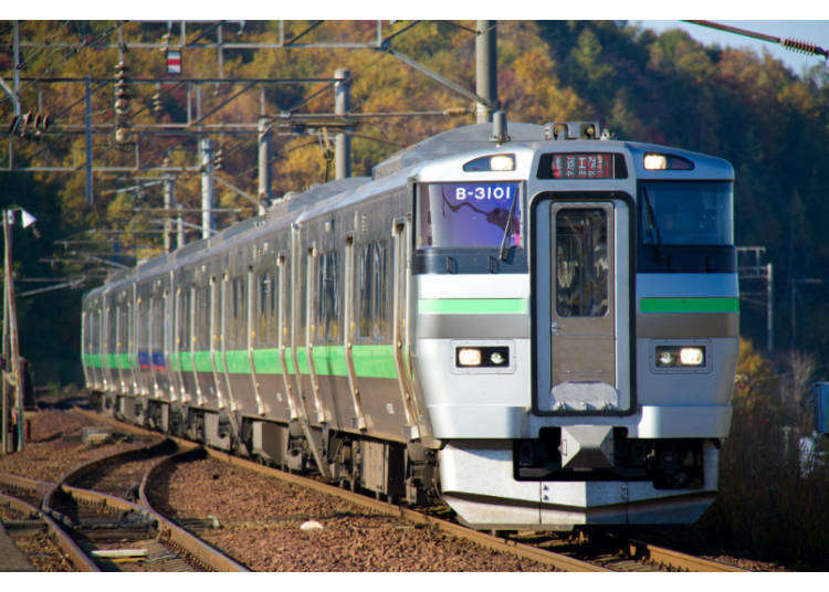 Traveling Hokkaido by Train! Distance and fare for main train stations in Hokkaido