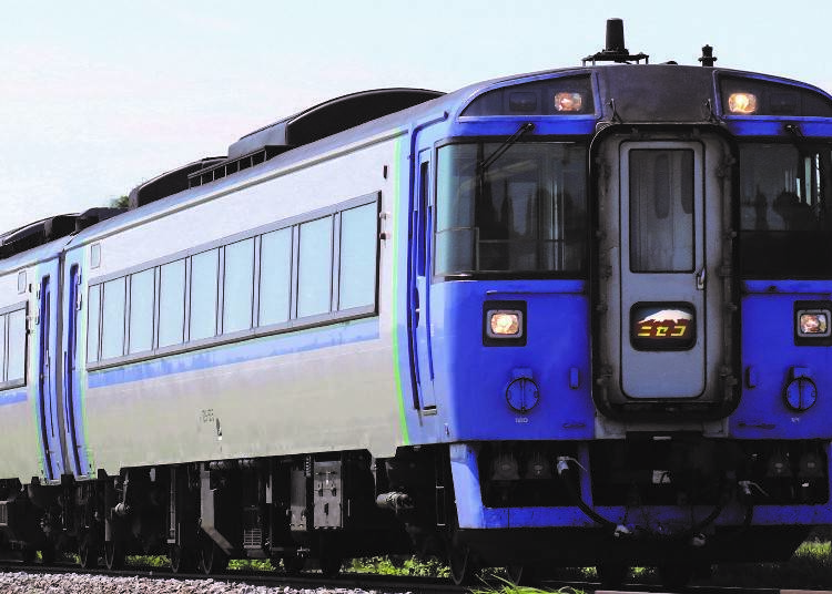 Direct trip between Sapporo and Hakodate via Niseko