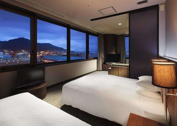 홋카이도 하코다테 호텔- 온천여행에도! 각 관광지에서 교통이 편리한 인기 호텔 베스트5!