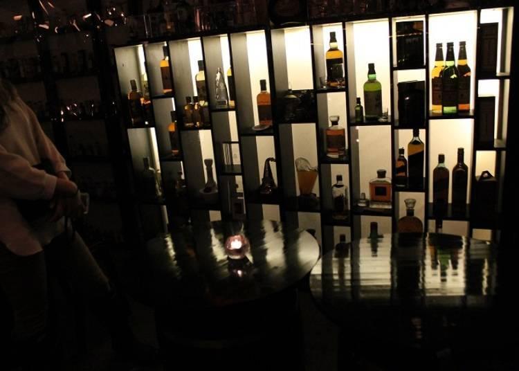◆「Toshiro's Bar」安靜享受成熟的獨處,一個人的大人味酒吧