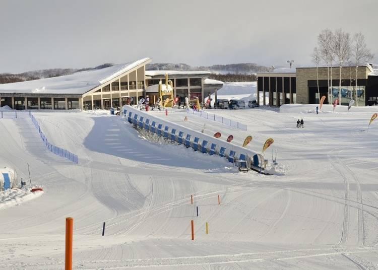 Enjoyed by All Ages! Niseko HANAZONO Resort Snow Tube