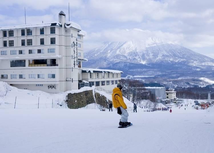 ◆一望羊蹄山美景「Yumoto Niseko Prince Hotel Hirafutei」