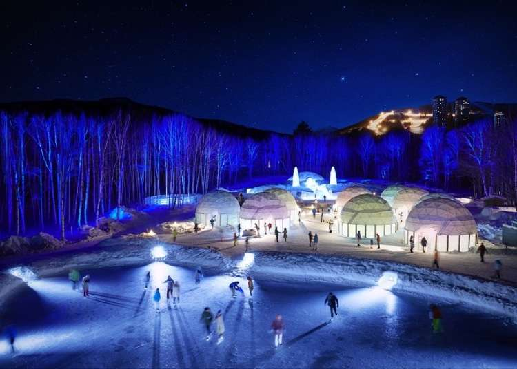 Visiting Hokkaido: Fun for all ages at the snowy mountains of Hoshino Resort Tomamu!
