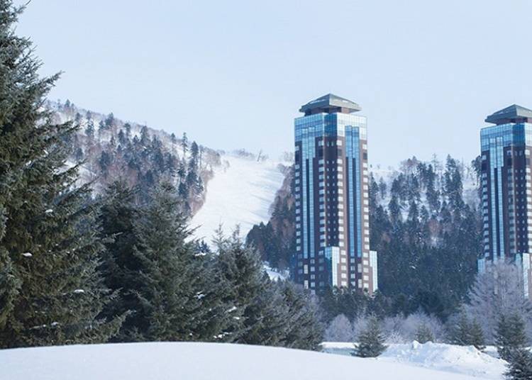 ■全室スイートルームの贅沢なホテル「星野リゾート リゾナーレトマム」