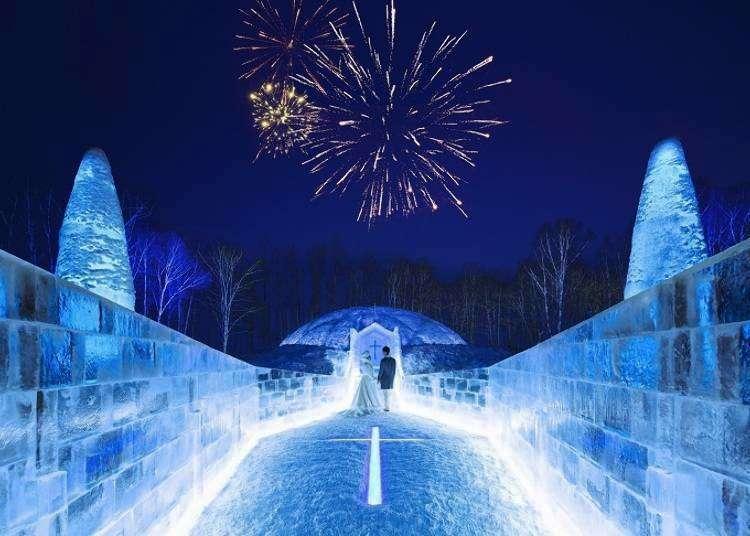 フォトジェニックな「アイスヴィレッジ」で幻想的な世界を満喫できる7つのスポット