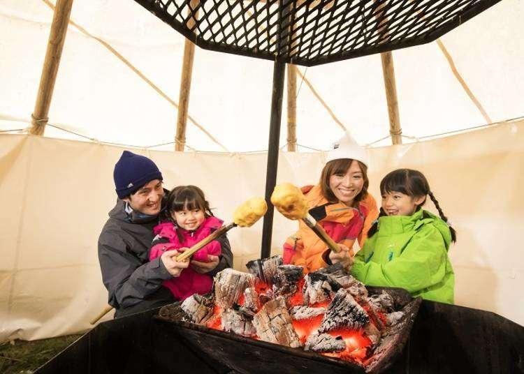 스키만 있는 것이 아니다! 홋카이도의 겨울을 액티비티로 만끽해보자.