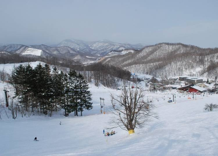 ■ 2. Getting to: Sapporo Bankei Ski Area